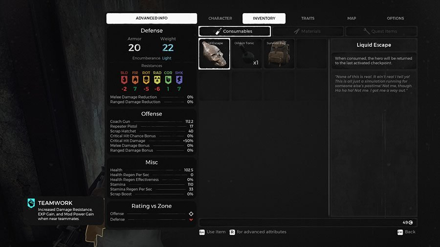 Where To Find Pre-Order Item In Remnant From the Ashes