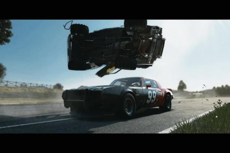 Carnage-Filled Wreckfest Console Launch Trailer Now Live