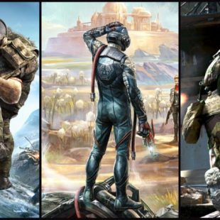 5 Games We're Looking Forward to in October