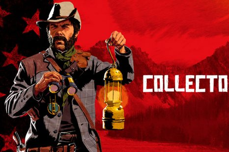 5 Tips For Collectors In Red Dead Online