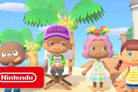 Animal Crossing: New Horizons Gets New Trailer Highlighting Island Life