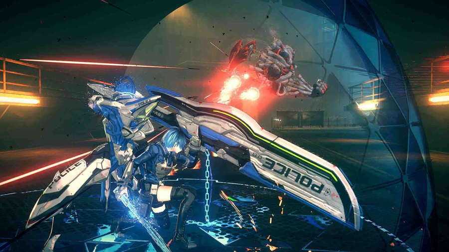 Astral Chain Review – Gamopoly