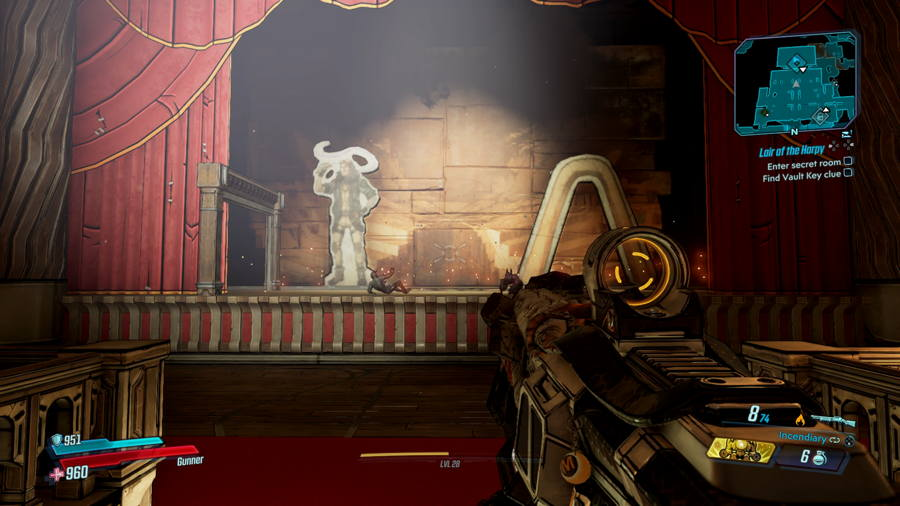 Borderlands 3 Lair Of The Harpy Puzzle Guide
