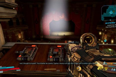 Borderlands 3 Lair Of The Harpy Theater Puzzle Guide