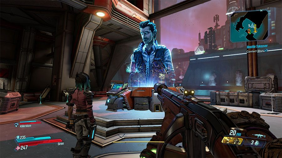 Borderlands 3 Meridian Metroplex Crew Challenges Guide