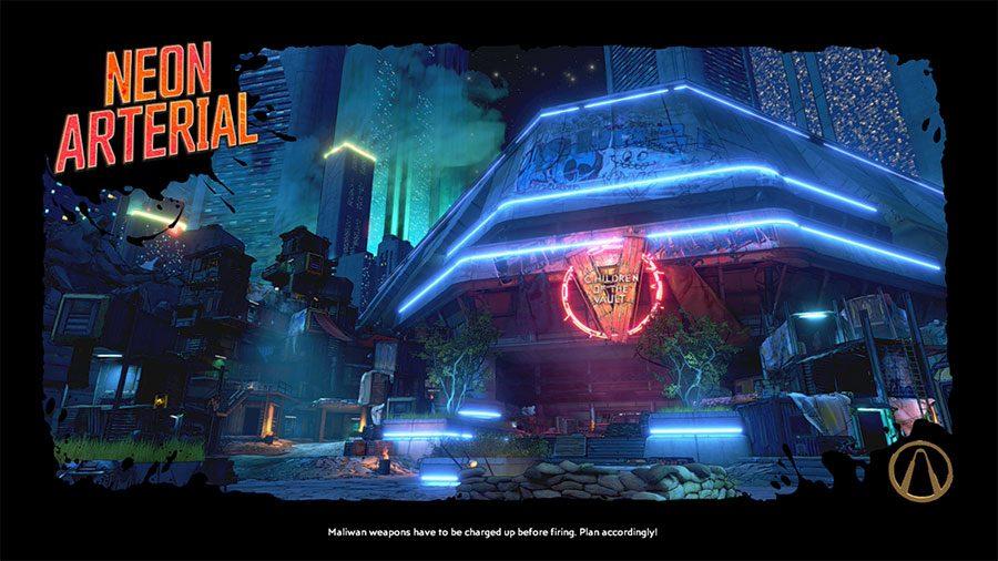Borderlands 3 Neon Arterial Crew Challenges Guide