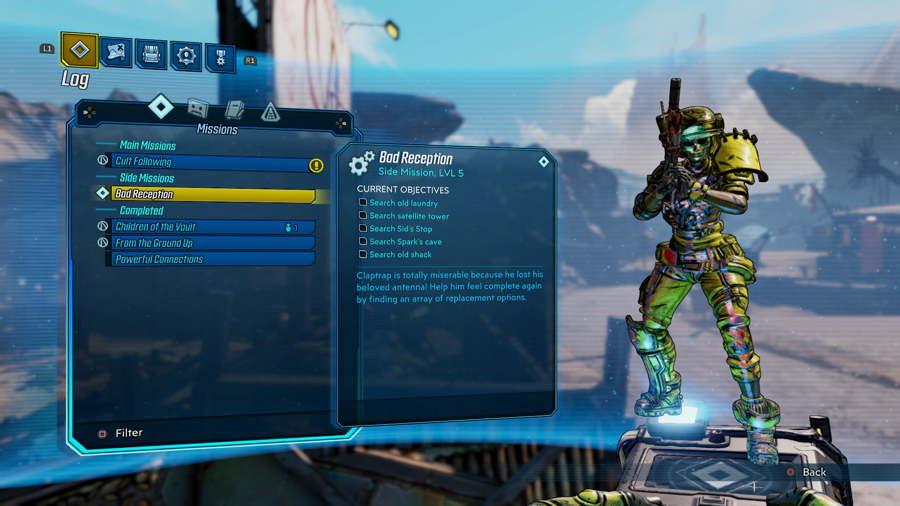 Borderlands 3 The Drought Side Quest Guide