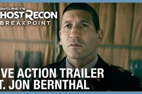 Tom Clancy's Ghost Recon Breakpoint Gets Live Action Trailer
