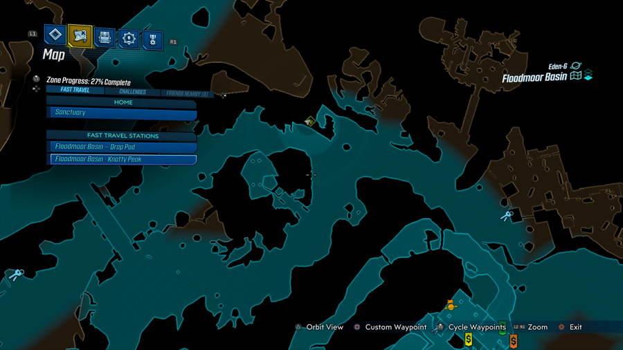 Dead Claptrap 1 Borderlands 3 2