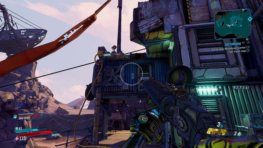 Dump On Dumptruck Loot Borderlands 3