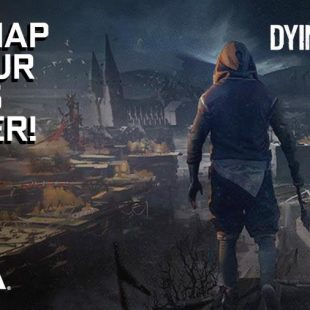 Dying Light 2's Map Four Times Size of Original