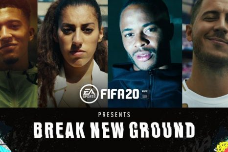 FIFA 20 Gets Launch Trailer