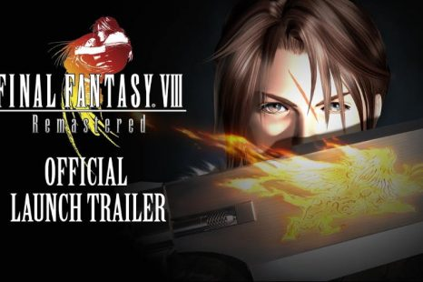 Final Fantasy VIII Remastered Now Available