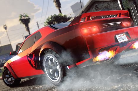 Bravado Muscle Car Coming to GTA Online