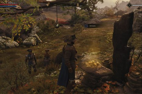 GreedFall Skill Altar Location Guide