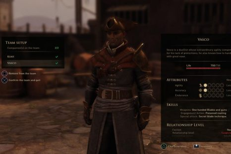 Greedfall Companion Location Guide