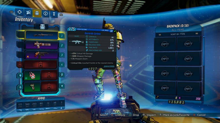 How To Get More Weapon Slots In Borderlands 3