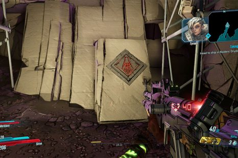 How To Interact With Eridian Writing In Borderlands 3