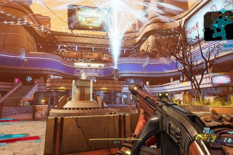 How To Lower Shields In Meridian Borderlands 3