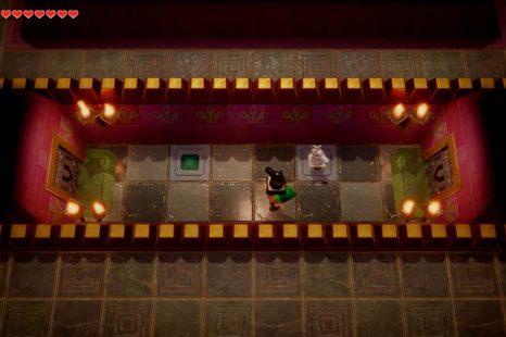 How To Pick Up Rocks In Zelda Link's Awakening