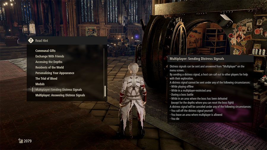 How To Play Coop In Code Vein