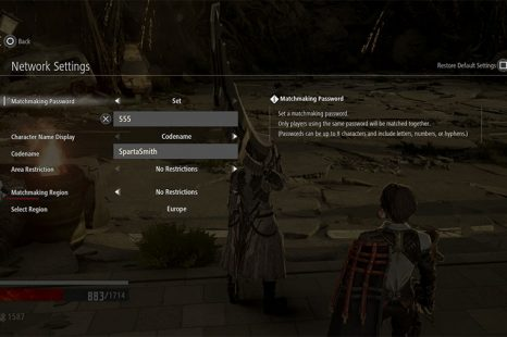 How To Play Coop With Friends In Code Vein