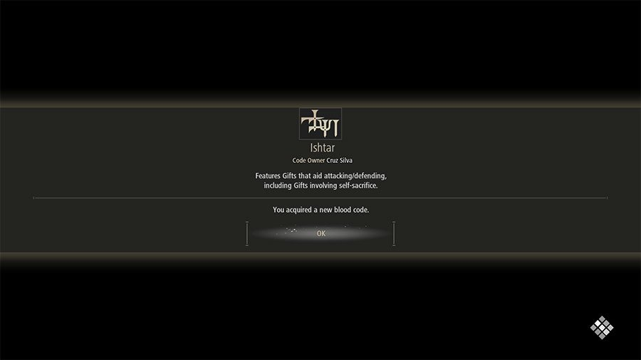 Ishtar Blood Code