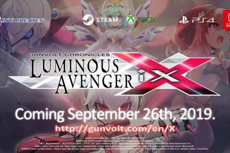 Gunvolt Chronicles: Luminous Avenger iX Gets Second Trailer