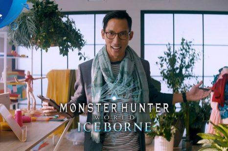 Monster Hunter World: Iceborne Gets Launch Trailer