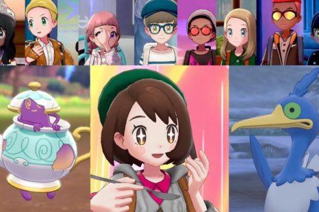 Pokemon Sword and Shield Trailer Highlights New Pokemon and Pokemon Camp
