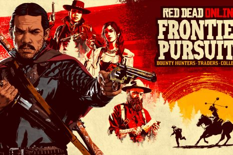 Red Dead Online Gets Frontier Pursuits Trailer