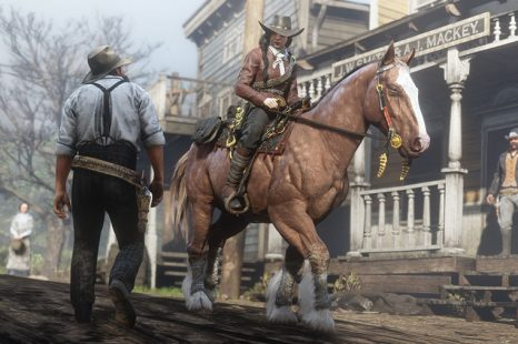 Red Dead Online: Frontier Pursuits Is Available NOW