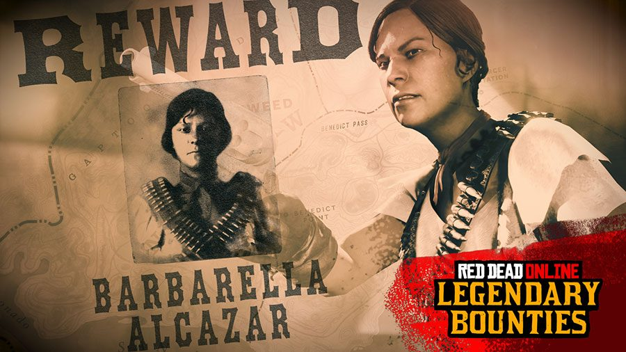 Legendary Bounties Introduced To Red Dead Online