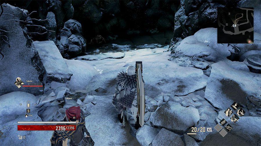 Ridge Of Frozen Souls Crypt Door
