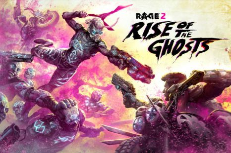 RAGE 2 Rise of the Ghost Expansion Gets Launch Trailer