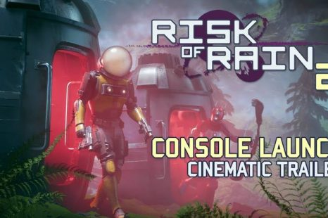 Risk of Rain 2 Gets Console Launch Trailer