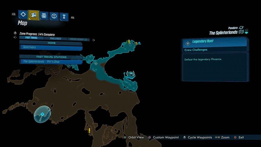 The Splinterlands Legendary Hunt