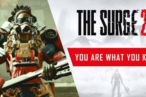 Exo-Rig Customization Highlighted in The Surge 2 Trailer
