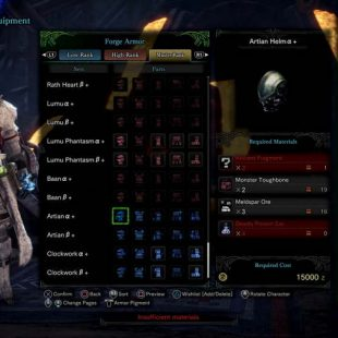 Where To Find Ancient Fragments In Monster Hunter World Iceborne
