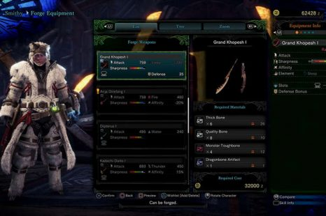 Where To Find Dragonbone Artifacts In Monster Hunter World Iceborne