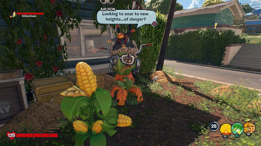 Where To Find Hunting License On Town Center In Plants VS Zombies Battle For Neighborville