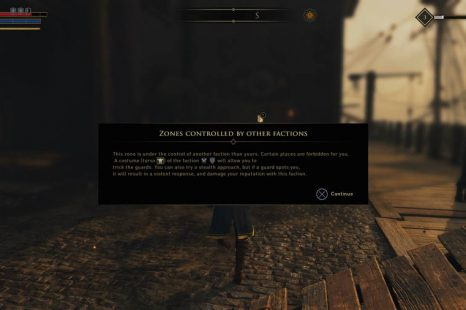 Where To Find The Naut Costume In Greedfall
