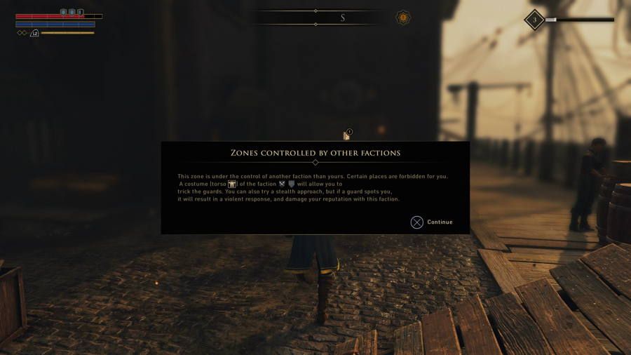 Where To Find Naut Costume In Greedfall