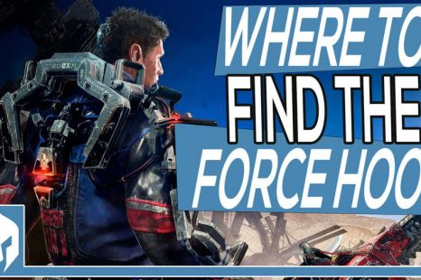 Where To Find The Force Hook In The Surge 2