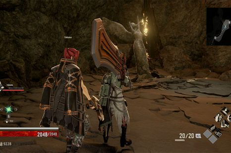 Where To Find The Statue In Code Vein