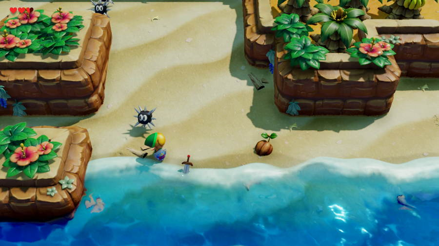 Where To Find Your Sword In Link's Awakening
