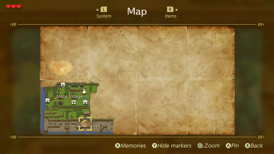 Where To Trade The Dogfood In Links Awakening