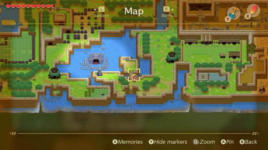 Where To Trade The Fish Hook In Links Awakening