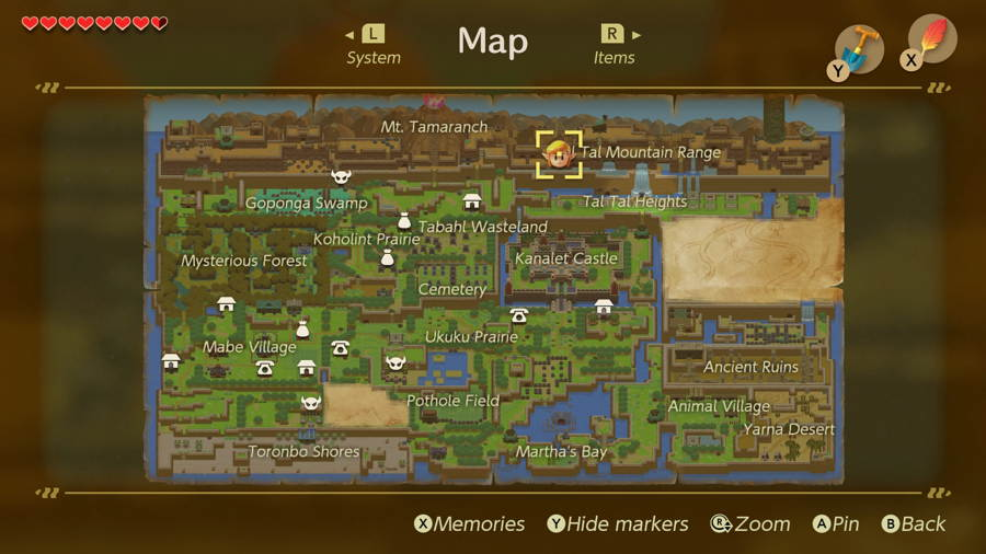 Where To Trade The Pineapple In Links Awakening
