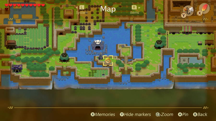 Where To Trade The Scale In Links Awakening
